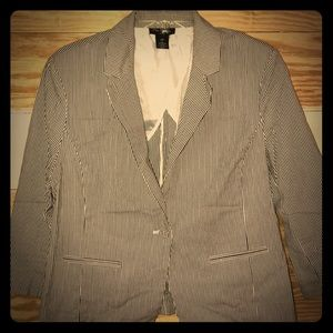 Pin strip Summer suit